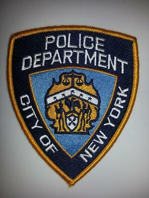 NYC Police Patch New York (NY)
