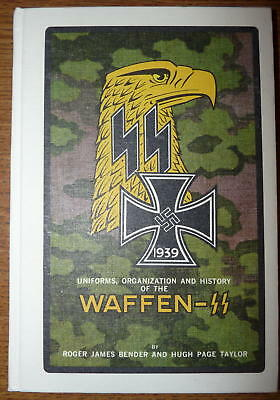 Uniforms, Organization and History of the Waffen SS - Five Volume Set (1st Ed)