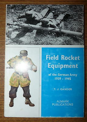 Field Rocket Equipment of the German Army 1939-1945, PB 1972
