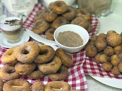Donut Mix 2Kg + 1Kg Pack Of Cinnamon Sugar