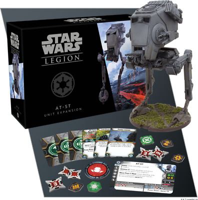 Star Wars Miniatur-Game Legion AT-ST