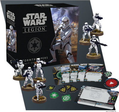 Star Wars Miniatur-Game Legion Sturmtruppen