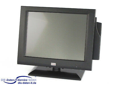 Wincor Nixdorf BA73A-2 /cTouch Touchscreen Monitor schwarz, P-Link, MDR