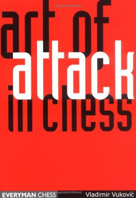 `Vukovic, Vladimir`-The Art Of Attack In Chess  BOOK NEW
