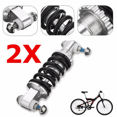 125mm Bicycle Mountain Bike MTB Rear Suspension Spring Shock Absorber Damper AU