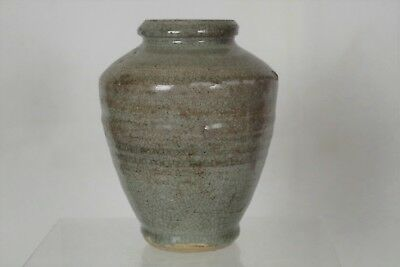 Rare Collectable Antique Early Chinese Song Dynasty Celadon Vase