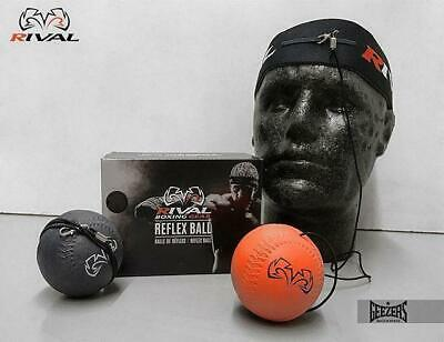 Rival Reflex Headband Ball