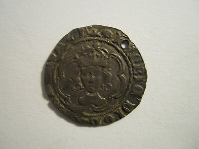 1486-1500 england henry 7th cross penny AS SHOWN *3130