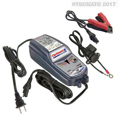 OptiMATE 5 START / STOP6-step 12V 4A battery Saving charger-maintainer TM-221