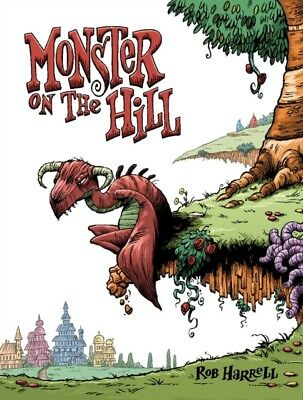 Monster on the Hill (Paperback), Harrell, Rob, 9781603090759
