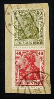 nystamps Germany Stamp # C25 Used €55
