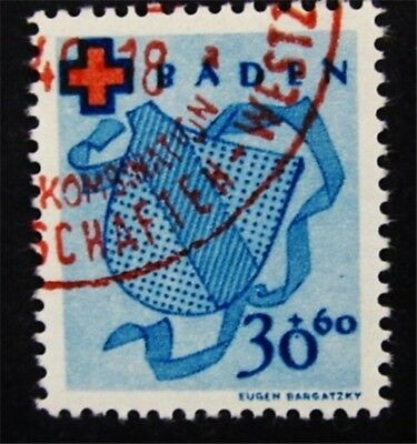 nystamps Germany Stamp # 5NB3 Used $75