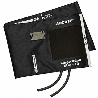 ADC Adcuff Cuff and Bladder with Two Tubes - Large Adult