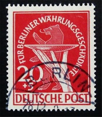 nystamps Germany Stamp # 9NB2 Used $125