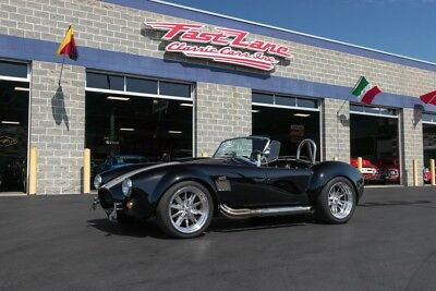 Shelby Cobra Backdraft Cobra 1965 Backdraft Cobra 351 Windsor 5 Speed Transmission Only 7,730 Miles