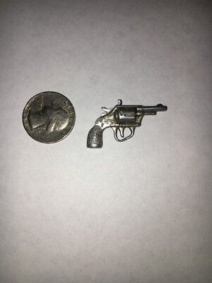 Very Rare World's Fair St Louis 1904 Miniature Revolver Souvenir NJ Aluminum Co
