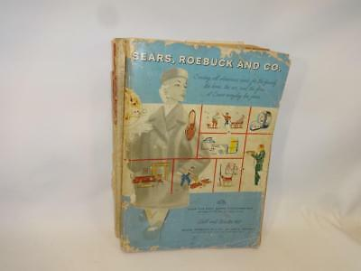 1957 Sears Roebuck Fall Winter Annual Catalog 1410 Pages Fashions Clothes Etc