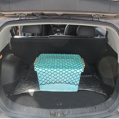 Car Truck Rear Cargo Organizer Storage Net Elastic Mesh Net Holder 70*70CM