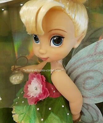 Disney Animators' Collection Tinker Bell Doll - Special Edition Super CUTE (NEW)