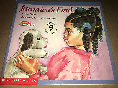 Jamaicas Find Paperback Scholastic Learning To Read Kid Education Book
