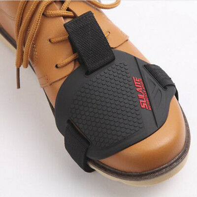 Motorcycle Shift Pad Riding Rubber Shifter Cover Gear Shoes Boots Protector New