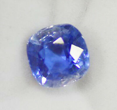 AAA+ Quality 8.60 Ct Natural Blue Ceylon Sapphire Certified Loose Gemstone
