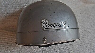 casque moto vintage Cromwell