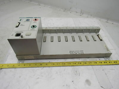 Indramat/RECO 247578 G.06.01 Interface Module W/8 Slot Rack