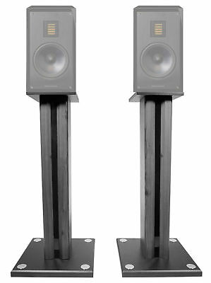 Pair 26 Bookshelf Speaker Stands For MartinLogan LX16 Speakers