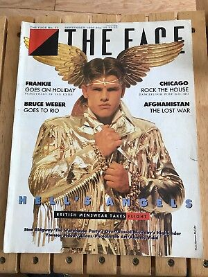The Face Sept 1986