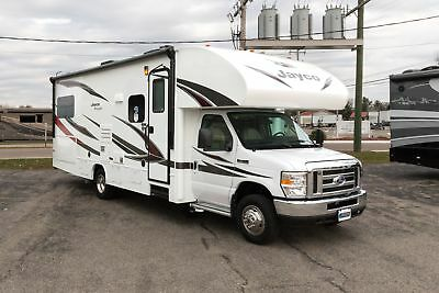2018 Jayco Redhawk 25R Ford Chassis Gas Class C Motorhome RV Sale priced