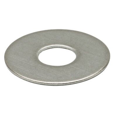 Pack of 10 M6 New 2 A2 STAINLESS STEEL PENNY REPAIR WASHERS MUDGUARD WASHER