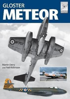 NEW The Gloster Meteor in British Service By Neil Robinson Paperback