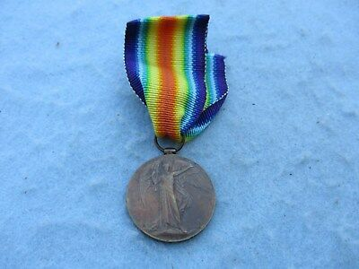 WWI British Victory Medal Punjabi India Army Named Numbered Ali Hassan WW1