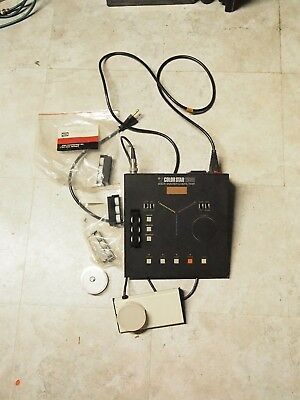 color star 2000 analyser & digital timer