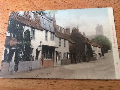 Crouch End 1904 G. Smith Postcard interesting Liverpool Cancel