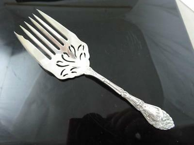 Narcissus by Blackinton Sterling Silver 6 Tine Sardine Serving Fork