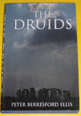The Druids 1994 Ancient Celtic Society History Great Pictures! Nice See!