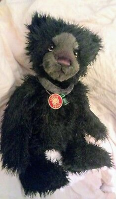 """California 19"""" Charlie Bears Retired from 2013 Plush Collection - New!"""