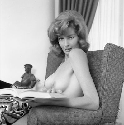 1960s Ron Vogel Negative, gorgeous nude pin-up girl Holly Debson, t207562