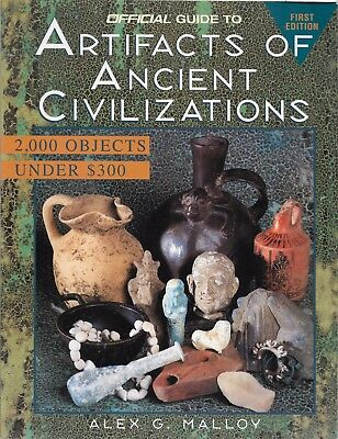 Book - Guide To Artifacts Of Ancient Civilizations - 257 Pages - Price Guide