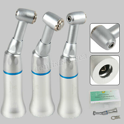 NSK Style Dental Push Button Slow Low Speed Contra Angle Handpiece YAD UK