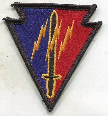 US Army 219th BSB Battlefield Surveillance Brigade color patch m/e