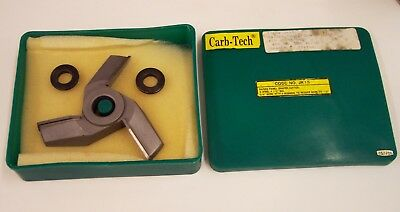 "Carb-Tech Jk15,   Raised Panel Shaper Cutter, 3 Wing-4 1/2"" Dia.--3/4"" Bore"
