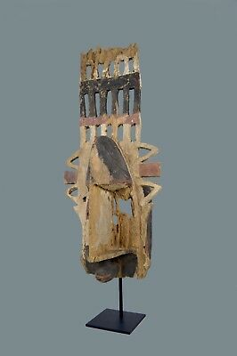 A Rare Ancient Dogon Sirige Mask ~ African Art