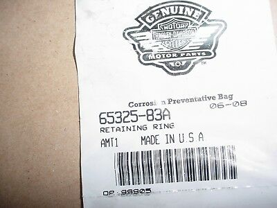 Harley Davidson Exhaust Clamp Retaining Ring65325-83A