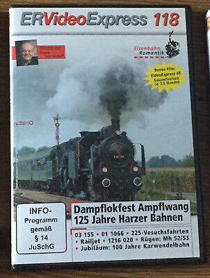 ER Video Express DVD Nr. 118