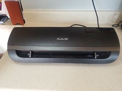Swingline GBC Thermal Laminator Machine Fusion 5000L 12 Inch 1703077 Black