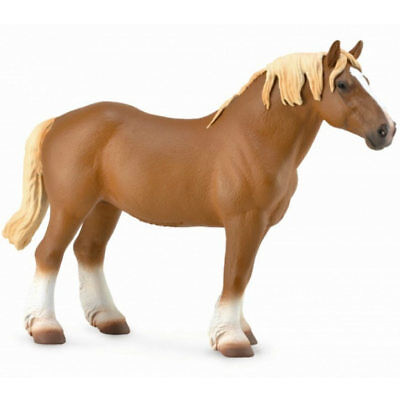 BELGIAN MARE CHESTNUT 88819 ~  NEW for 2018! ~ FREE SHIP/USA w/$25+CollectA