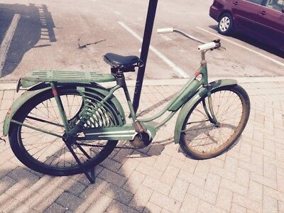 """Vintage Collectible 1930's Elgin Bicycle Lady's 26"""""""